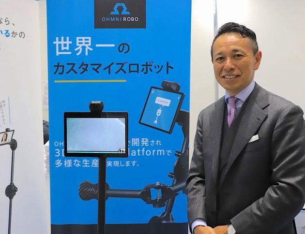 ISOKEN EXHIBITS OHMNI® IN TOKYO