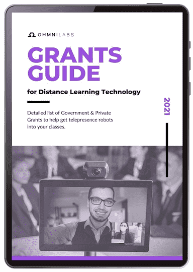Ohmni Free Grants Guide Distance Learning