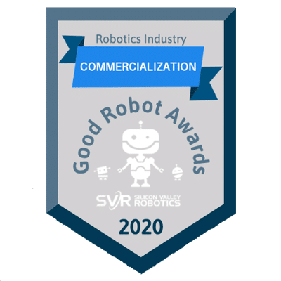 Good Robot Award - Commercialization Awarded to OhmniLabs